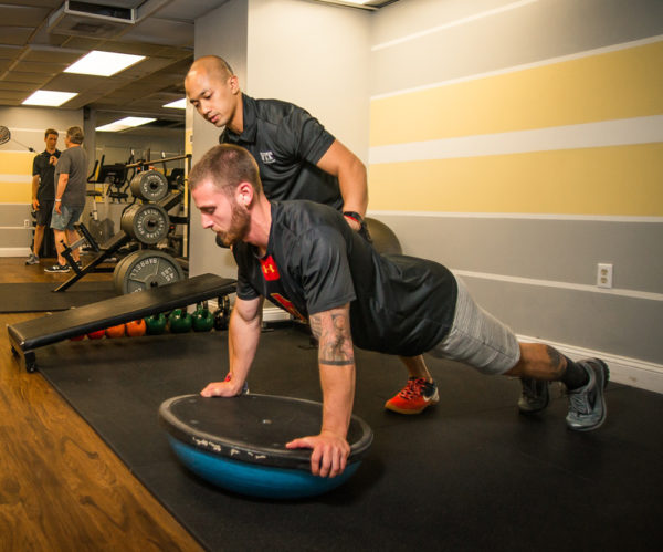 increase your physical activity, Michael Everts gymnasium, Michael Everts Personal Training,