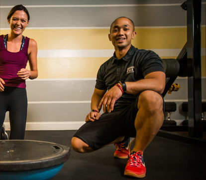 certified personal trainers, kinesiology, fitness goals,