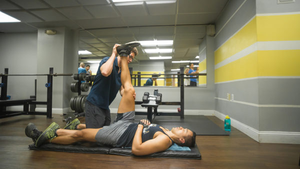 weight loss/toning, body composition, strength, endurance, post-physical therapy/rehab,