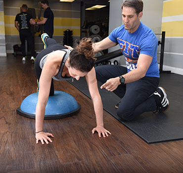 FIT Personal Training Gymnasium Washington, one on one personal training,